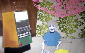 Invierno|CollagedeAlejandra de la Torre| Compra arte en Flecha.es