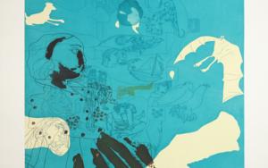 Marienza|Obra gráficadeJorge Castillo| Compra arte en Flecha.es