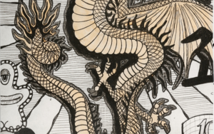 Sin título|Obra gráficadeFernando Bellver| Compra arte en Flecha.es