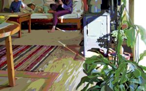 Un cuento|DigitaldeBeatriz Ujados| Compra arte en Flecha.es