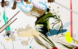 Gretchen Frazer|CollagedeAlejandra de la Torre| Compra arte en Flecha.es