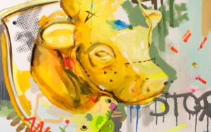Figurilla #2|DibujodeAlejandra de la Torre| Compra arte en Flecha.es