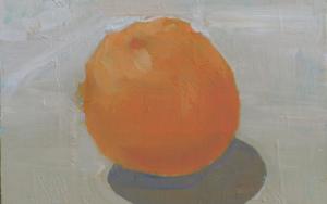 Naranja|PinturadeJuan Moreno Moya| Compra arte en Flecha.es