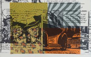 Comic (II)|Obra gráficadeFernando Bellver| Compra arte en Flecha.es