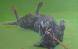 Buky|PinturadeJuan Moreno Moya| Compra arte en Flecha.es