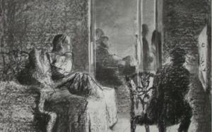 Etude No.6|DibujodeSimon Edmondson| Compra arte en Flecha.es
