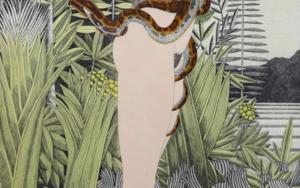 Serie Desnudos: Rousseau|Obra gráficadeFernando Bellver| Compra arte en Flecha.es