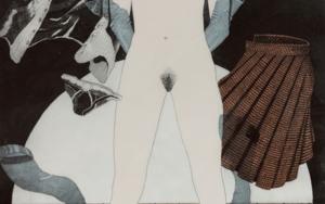 Serie Desnudos VII|Obra gráficadeFernando Bellver| Compra arte en Flecha.es