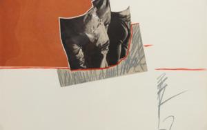 Composición con tres figuras|Obra gráficadeRafael Canogar| Compra arte en Flecha.es