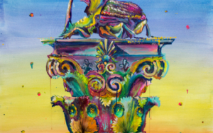 Podium|Obra gráficadeMisterpiro| Compra arte en Flecha.es