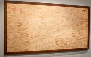 Orden y Caos|Escultura de pareddeSMOSS| Compra arte en Flecha.es