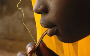 Jaune bambou|FotografíadeAngèle Etoundi Essamba| Compra arte en Flecha.es