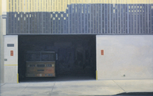 Bomberos 9|PinturadeBorja Abós| Compra arte en Flecha.es