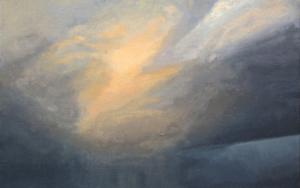 Tormenta|PinturadeBorja Abós| Compra arte en Flecha.es