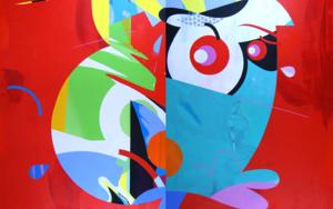 Olivia|PinturadeJose Palacios| Compra arte en Flecha.es