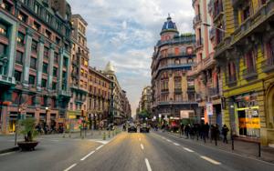 Vía Laietana|FotografíadeLeticia Felgueroso| Compra arte en Flecha.es