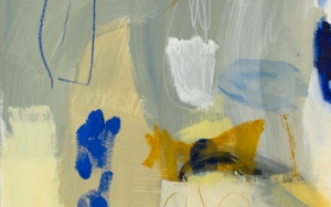 Blue liquid PinturadeEduardo Vega de Seoane  Compra arte en Flecha.es