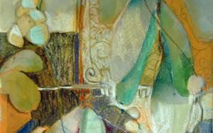 Orquídeas 2|DibujodeCarolina Veramendi B| Compra arte en Flecha.es