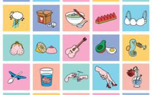 Little Frames|DibujodeOtis| Compra arte en Flecha.es