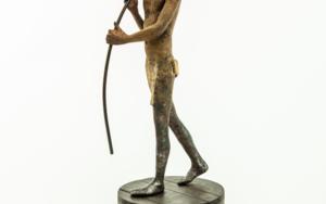 AMAZÓN SOLDADO|EsculturadeJavier de la Rosa| Compra arte en Flecha.es