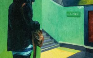 Alba|PinturadeOrrite| Compra arte en Flecha.es