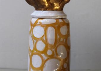 Vase 10|EsculturadeLina Cofán| Compra arte en Flecha.es