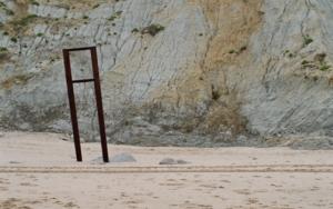 Oxido en la arena|FotografíadeRafael Vilallonga Hohenlohe| Compra arte en Flecha.es
