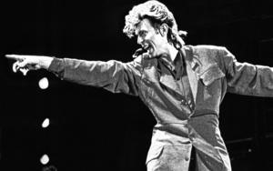 David Bowie en Concierto|FotografíadeDomingo J. Casas| Compra arte en Flecha.es
