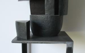 Opus 565B - Cabeza|EsculturadeAlberto Bañuelos| Compra arte en Flecha.es