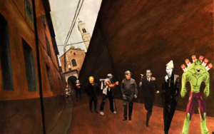 Walkers|CollagedePanos Antonopoulos| Compra arte en Flecha.es