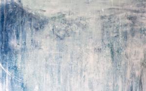 Serie: Un Lugar Helado_ Hostil Mountains|PinturadeLucia Garcia Corrales| Compra arte en Flecha.es