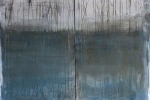 Serie: Un Lugar Helado-Organic Nature|PinturadeLucia Garcia Corrales| Compra arte en Flecha.es