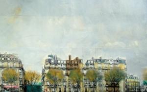 Paris|CollagedeEugenio Vega| Compra arte en Flecha.es