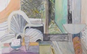 La soirée arrive à alléè des arts|DibujodeIria| Compra arte en Flecha.es