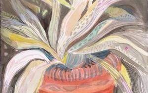 plante magique DibujodeIria  Compra arte en Flecha.es