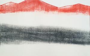 Montañas 1|DibujodeMilena Mateva| Compra arte en Flecha.es