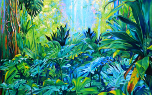 Borobudur|PinturadeMaite Rodriguez| Compra arte en Flecha.es