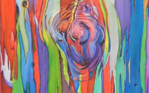 Miri|PinturadeMaite Rodriguez| Compra arte en Flecha.es