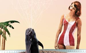 Palms|CollagedeJaume Serra Cantallops| Compra arte en Flecha.es