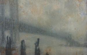 Puente de Manhattan|PinturadeAlvaro Sellés| Compra arte en Flecha.es