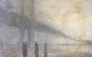 Puente de Manhattan II|PinturadeAlvaro Sellés| Compra arte en Flecha.es