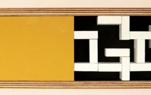 Móvil Interactivo 0135|Escultura de pareddeManuel Izquierdo| Compra arte en Flecha.es