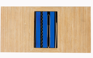 CP Nº 0101|Escultura de pareddeManuel Izquierdo| Compra arte en Flecha.es
