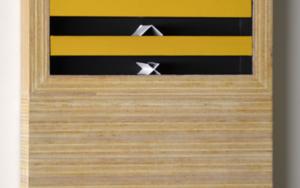 CP Nª 117|Escultura de pareddeManuel Izquierdo| Compra arte en Flecha.es