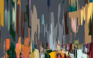 Lluvia|DigitaldeCARMEN| Compra arte en Flecha.es