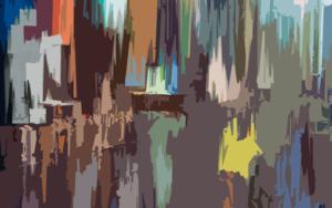 Lluvia 2|DigitaldeCARMEN| Compra arte en Flecha.es