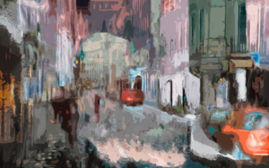 Caminando|DigitaldeCARMEN| Compra arte en Flecha.es