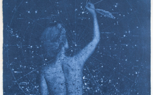 Origami constellation|Obra gráficadeElisa de la Torre| Compra arte en Flecha.es