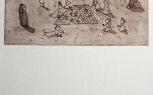 De excursión|Obra gráficadeAna Valenciano| Compra arte en Flecha.es