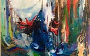 sin titulo|PinturadeLika| Compra arte en Flecha.es